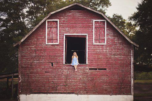 House, Barn, Wood, Wooden, Bungalow, Rustic