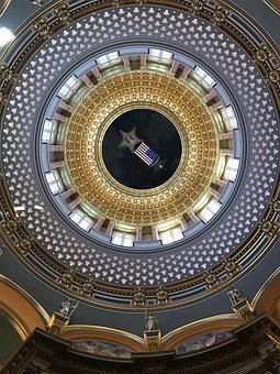 Architecture, Ceiling, Dome, Travel, Indoors