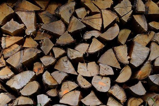 Wood Pile, Firewood