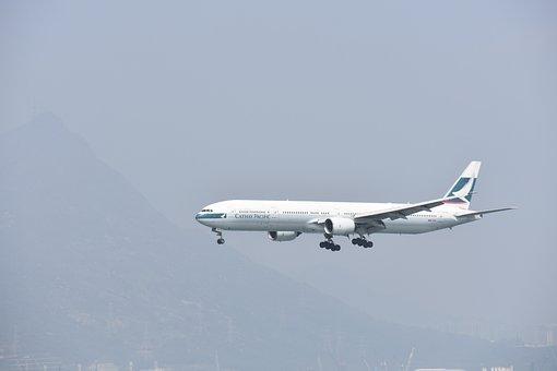 Airplane, Flight, Aircraft, Jet, Airport, Journey, Sky