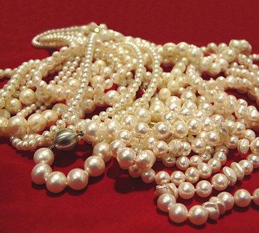 Jewel, Necklace, Gemstone, Beads, Bone, Accessories