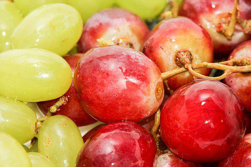 Grape, Fruit, Food, Healthy, Health