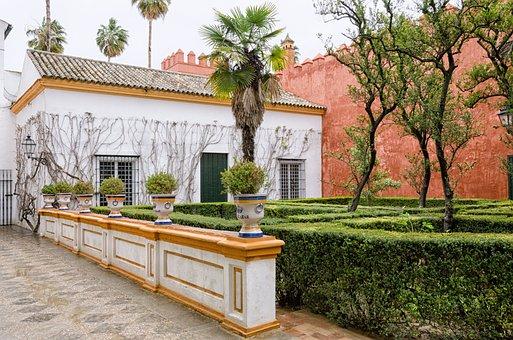 Home, Architecture, Luxury, Garden, Building, Travel