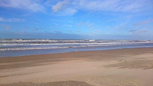 Sand, Waters, Beach, Travel, Nature, Sea, Sky, Coast
