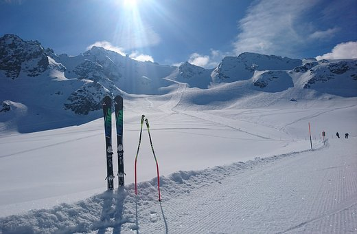 Snow, Winter, Mountain, Cold, Ice, Nature, Sport