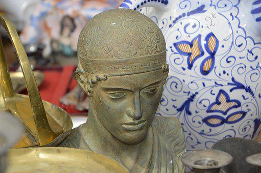 Art, Sculpture, Religion, Statue, Culture, Man