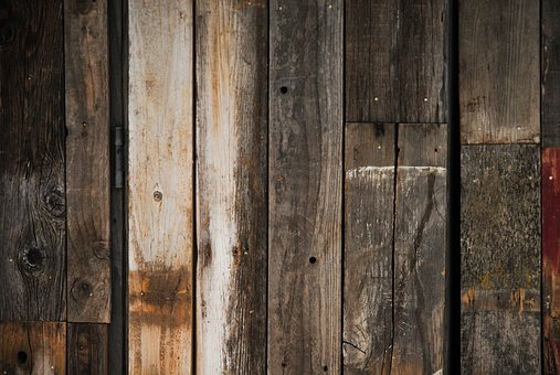 Wood, Old, Rough, Log In, Wall, Hard Wood, Surface