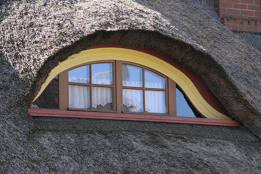 Window, Home, Architecture, Dormer, Fachwerkhaus