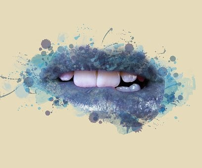 Background, Mouth, Lips, Teeth, Pattern, Dentistry