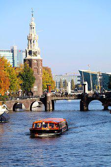 Travel, Body Of Water, River, City, Architecture