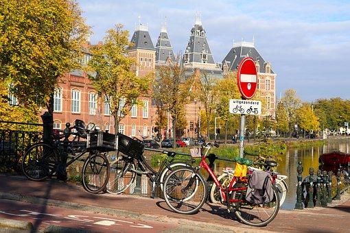Motorcycle, City, Road, Transport, Urban Area, Travel