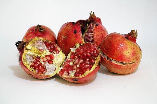 Pomegranate, Fruit Open, Sympathy, Tea, Fruit, Food