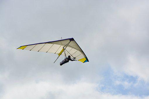 Hang Gliding Or Wing Deltaest