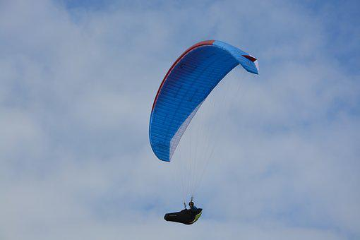 Paragliding, Paraglider, Harness Cocoon