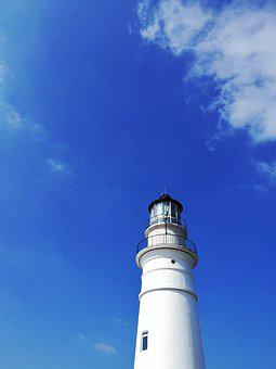 Sky, Lighthouse, Outdoor