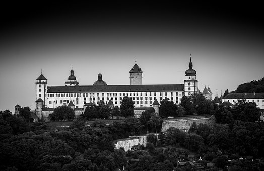 Architecture, Building, Management, Old, Fortress
