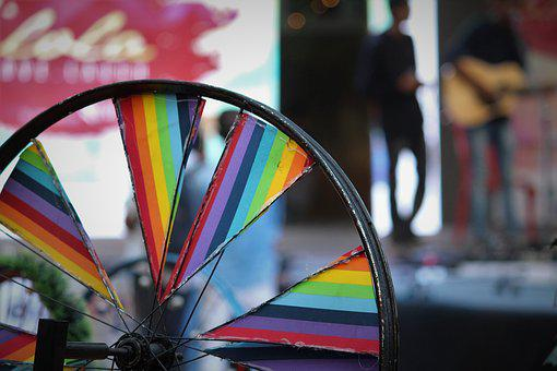 Outdoors, Color, Wheel, Fun, Festival, Events