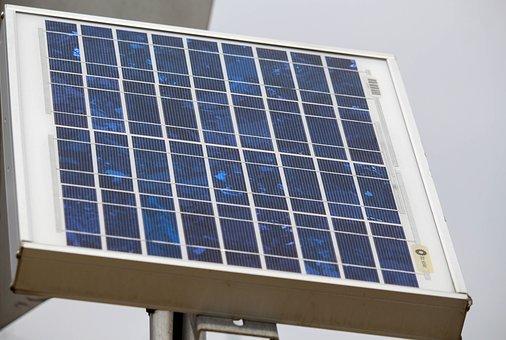 Electricity, Solar Energy, Panel, Solar, Technology