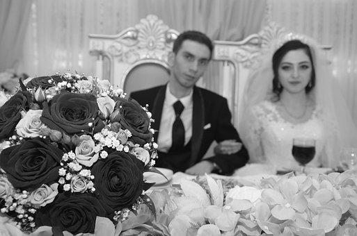 Wedding, Wedding Day, Love, Romantic, Bride, Groom