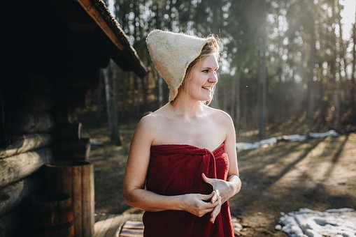 Estonia, Estonian, Sauna, Traditional, Smoke, Baltic