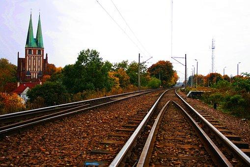 Transport, Train Track, Travel, Railway Line, Train