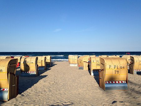 Travel, Waters, Sand, Sky, Sea, Nature, Beach