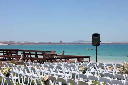 Sea, Chair, Travel, Beach, Water, Seashore