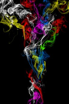 Smoke, Flare-up, Dynamic, Charming