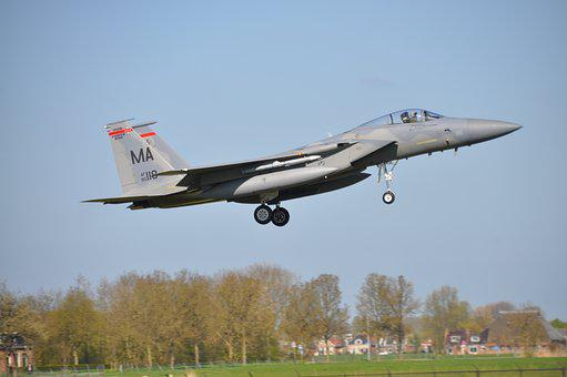 Aircraft, Jet, Flight, Airport, Military
