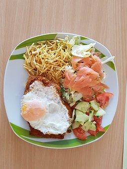 Food, Meal, Vegetable, Plate, Epicure