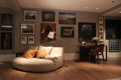Furniture, Room, Inside The House, Carpet, Sofa