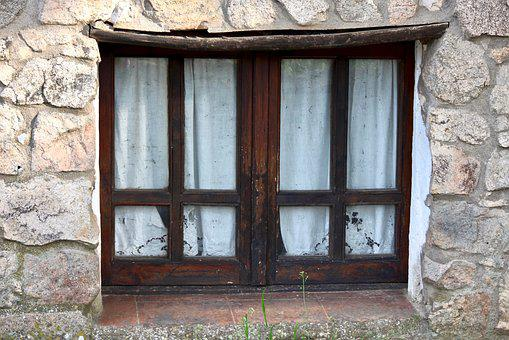 Ancient, Window, House, Architecture, Door, Old