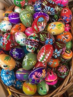 Easter, Celebration, Traditional, Color, Live, Eggs