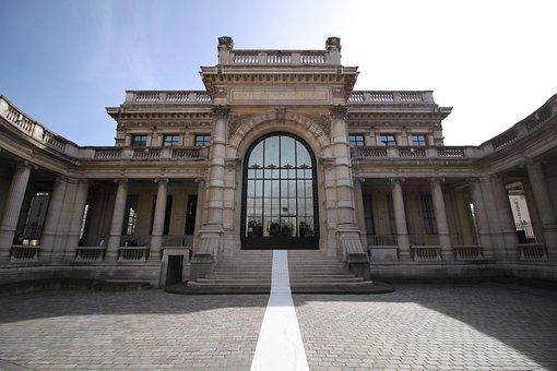 Architecture, Palace, Monument, Tourism, Museum, Paris
