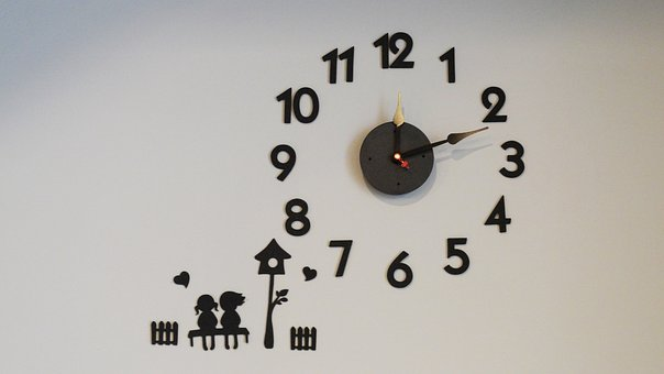 Clock, Time, Promise, Fashion, Accessories, Goods