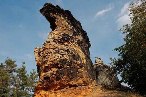Nature, Sky, Travel, Rock, Landscape, Stone, Tree