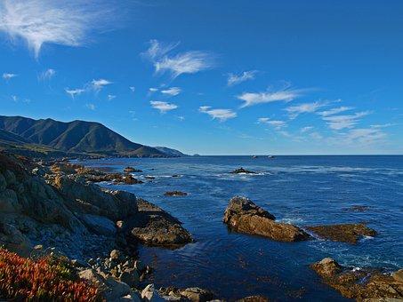 Water, Sky, Travel, Nature, Landscape, Seashore, Sea