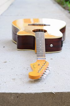 Wood, Instrument, Sound, String, Guitar, Song
