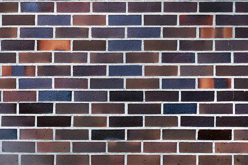 Wall, Brick, Facade, Panel, Clinker, Tile, Smooth