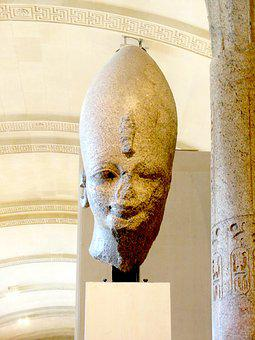 Art, Sculpture, Egyptian Art, Le Louvre, Antique