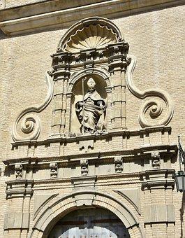 Architecture, Art, Sculpture, Facade, Religion