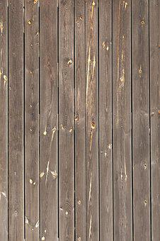 Wooden Boards, Boards, Wooden Gate, Old, Weathered