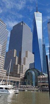 Skyscraper, Architecture, City, Office, Downtown