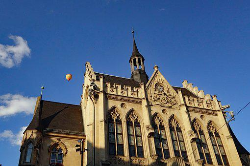 Erfurt, Thuringia Germany, Germany, Town Hall
