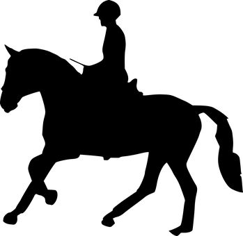 Silhouette, Horse Racing, Horse Head, Horse Logo