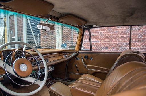Mercedes, Automotive, Interior, Leather Interior