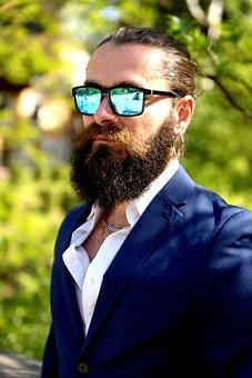 Sunglasses, Sensolatino, Portrait, Man, People, Adult