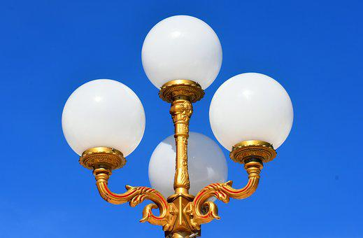 Lamp, Lantern, Balls, Lighting, Light, Street Lamp