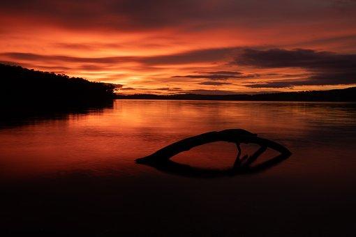 Australia, Tasmania, Trial Bay Kettering, Coastal