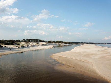 Body Of Water, Costa, Beach, Travel, Outdoors, Nature